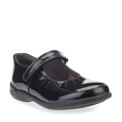 Start-Rite Girls Mary Jane Patent School Shoes