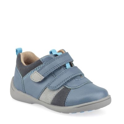 Start Rite Boys Shoes Grip Blue