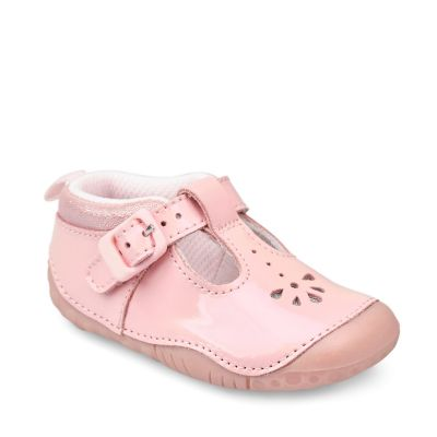 Start Rite Bubble Prewalker Pink Patent