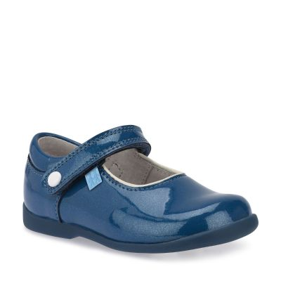 Start Rite Girls Mary Jane Blue Shoe Nancy