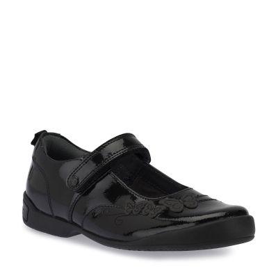 Start Rite Girls School Shoes Pump