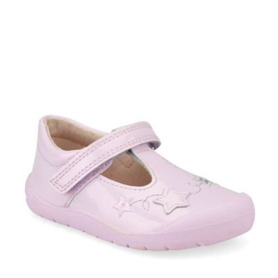 Start Rite Sparkle Pale Lilac Shoe