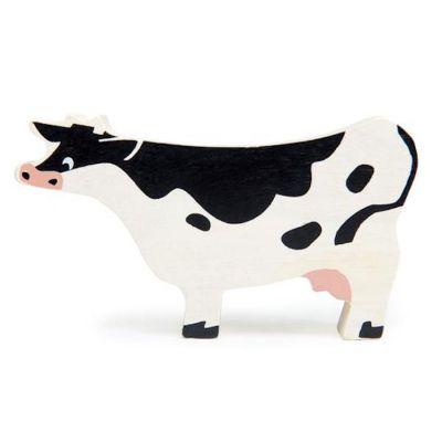 Tender Leaf Toys Farmyard Cow