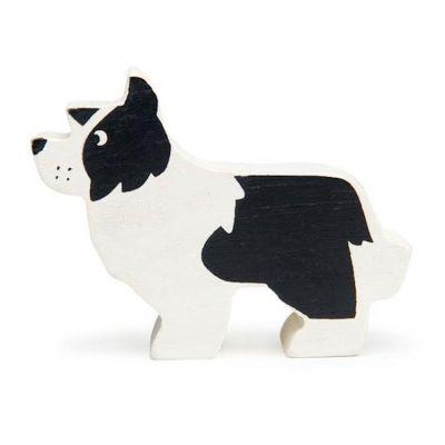 Tender Leaf Toys Farmyard English Sheepdog