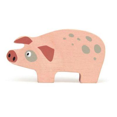 Tender Leaf Toys Farmyard Pig
