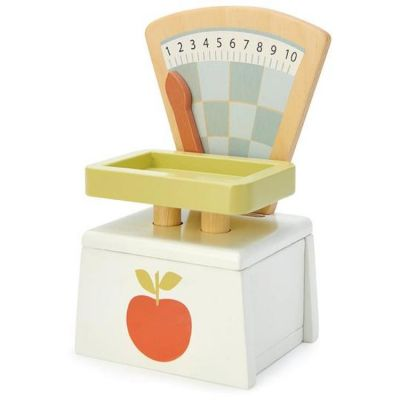 Tender Leaf Toys Market Scales