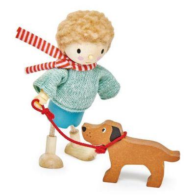 Tender Leaf Toys Mr Goodwood & His Dog