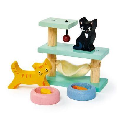 Tender Leaf Toys Pet Cats Set