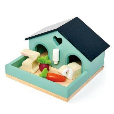 Tender Leaf Toys Pet Rabbit Set
