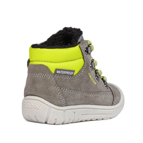 Geox Boys Waterproof Boots B842DA 022FU C1172