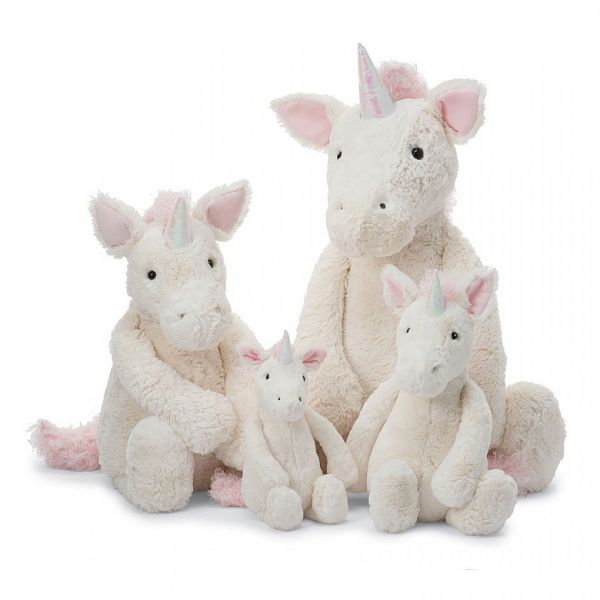 Jellycat Bashful Unicorn (small)