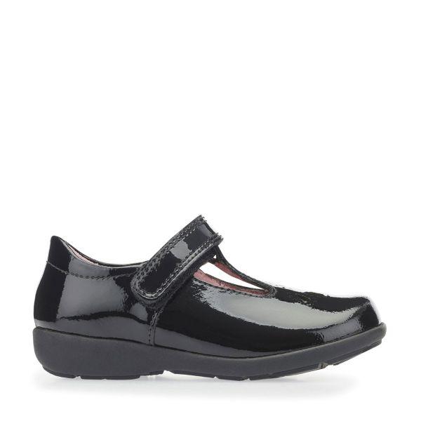 Start Rite Girls Daisy May Patent School Shoe