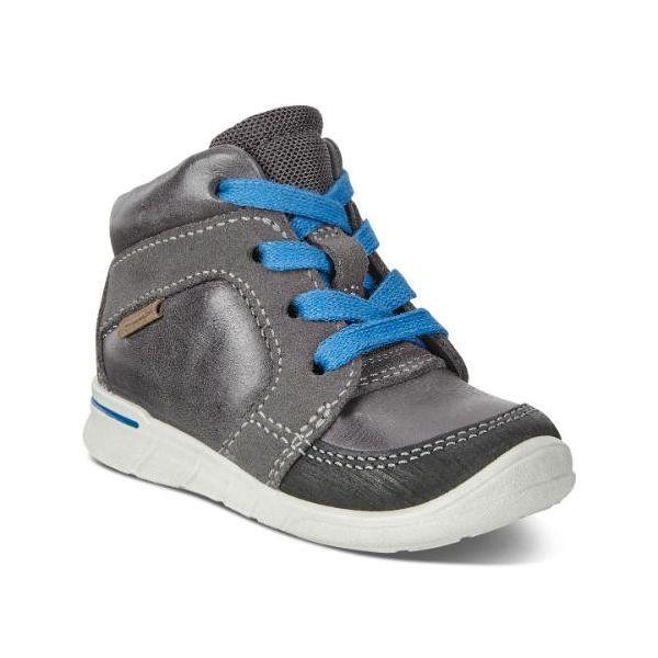 Ecco Boys Grey Boot 75423150871