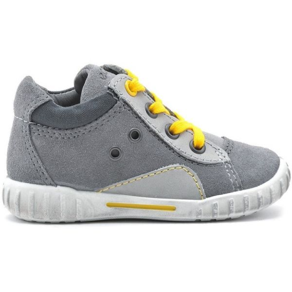 Ecco Boys Grey Boot 75035155961