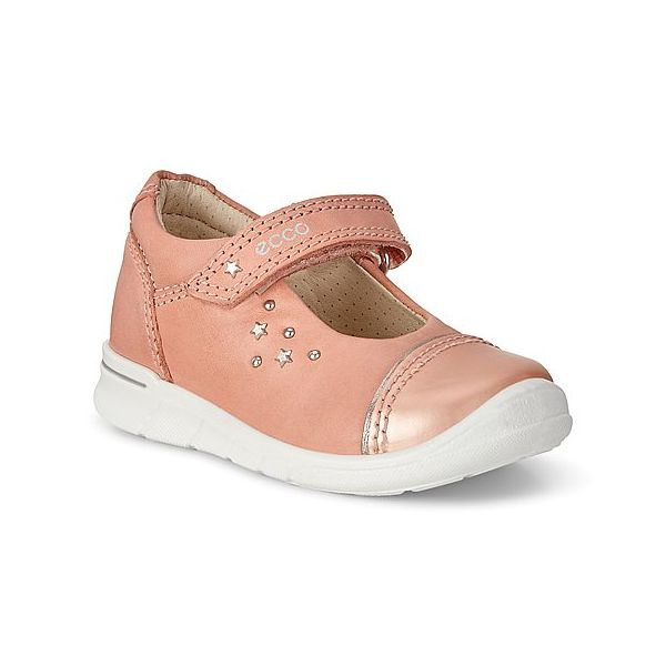 Ecco Girls Pink Shoes 75400101118