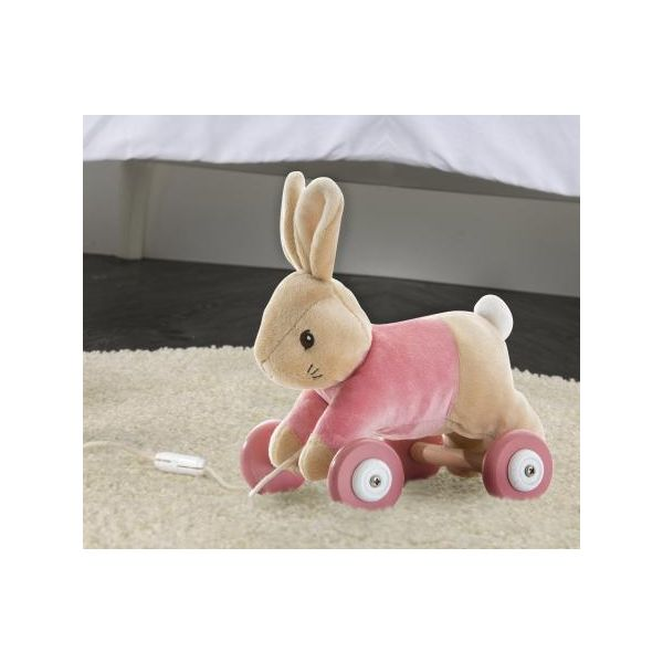 Beatrix Potter Flopsy Pull Along Toy
