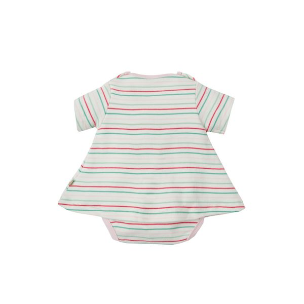 Frugi Girls Baby Sweetpea Dress DRS911
