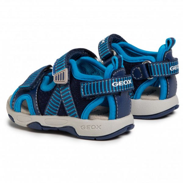 Geox Boys Multy Sandal B020FB 01415 C4231
