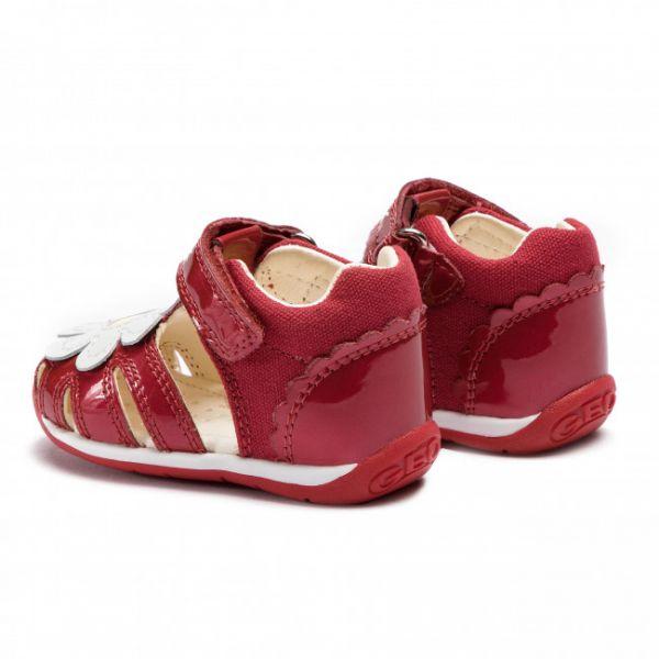 Geox Girls Red Each B920AA 010HI C0003
