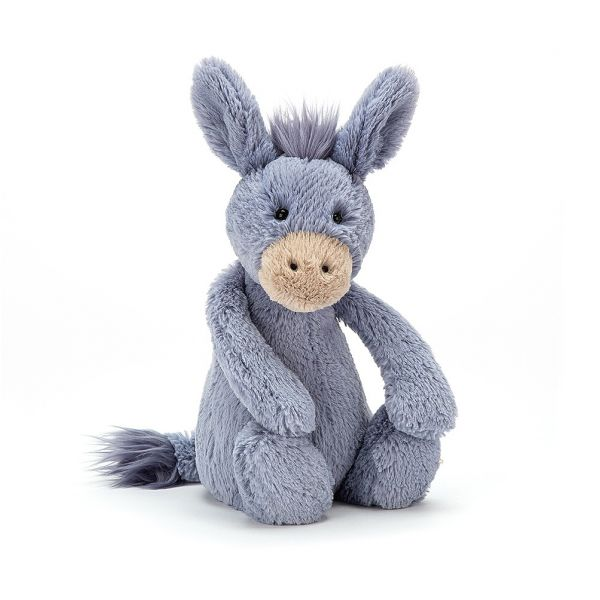 Jellycat Bashful Donkey (Medium)