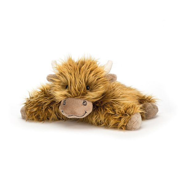 Jellycat Truffles Highland Cow (Medium)