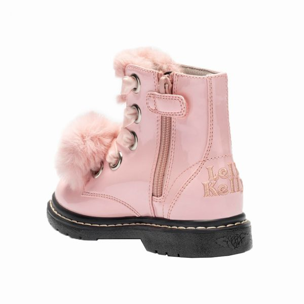 Lelli Kelly Girls Pink Boots LK6520