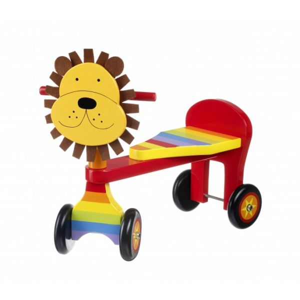 Orange Tree Lion Trike
