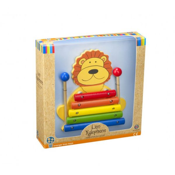 Orange Tree Lion Xylophone