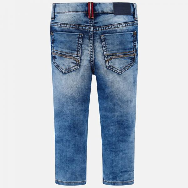 Mayoral Boys Soft Denim Jeans 4512