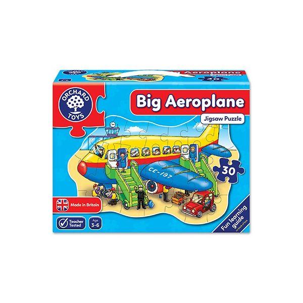 Orchard Toys Big Aeroplane Jigsaw