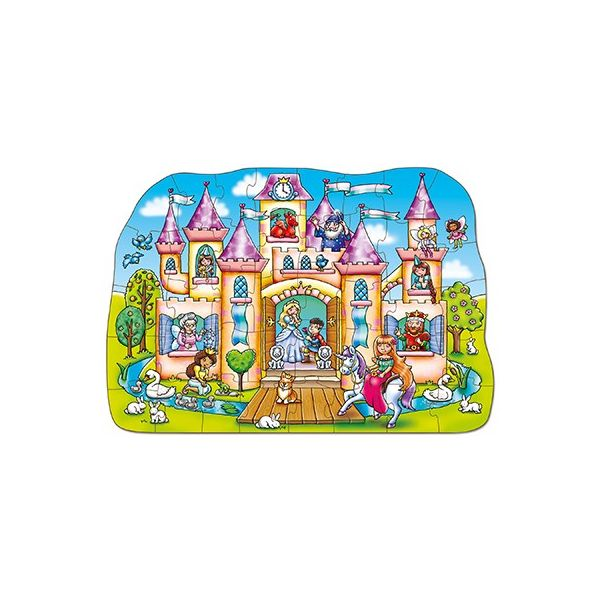 Orchard Toys Magical Castle Puzzle