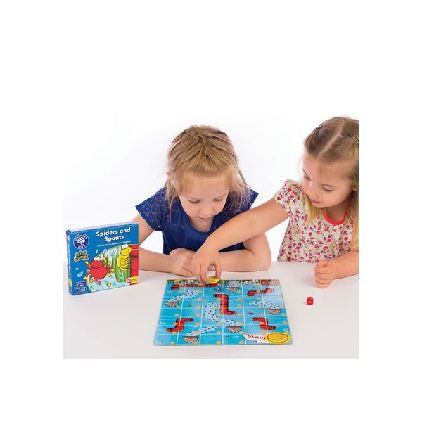 Orchard Toys Spiders and Spouts Mini Games