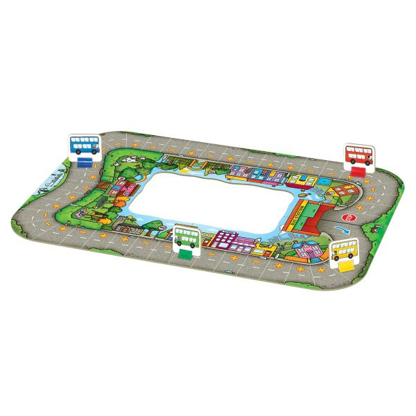 Orchard Toys Bus Stop Board Game