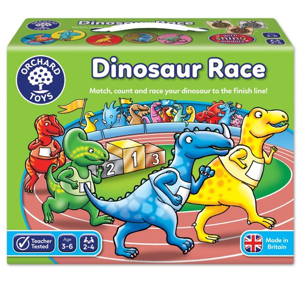 Orchard Toys Dinosaur Race Board Game
