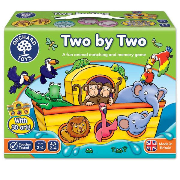 Orchard Toys Two By Two Game