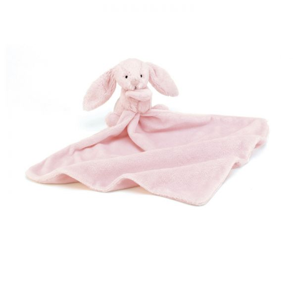 Jellycat Bashful Bunny Pink Soother