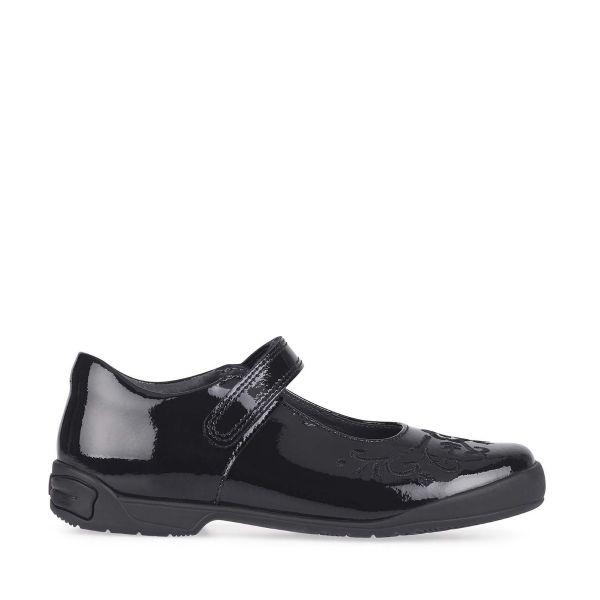 Start-Rite Girls Hopscotch Patent School Shoes