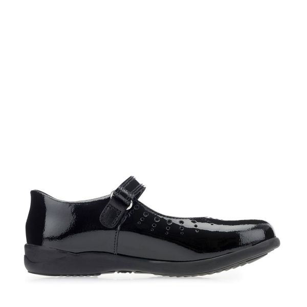 Start-Rite Girls Mary Jane Patent School Shoes