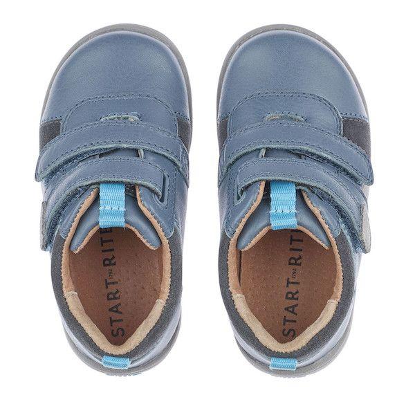 Start Rite Boys Shoes Grip Blue