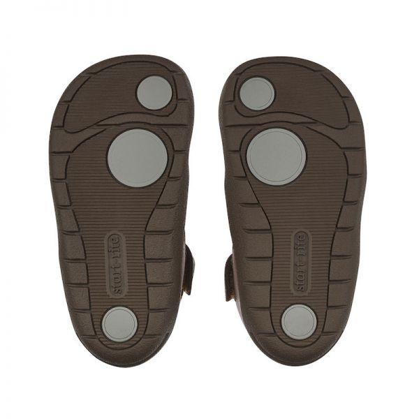 Start Rite First Chelsea Tan Boot