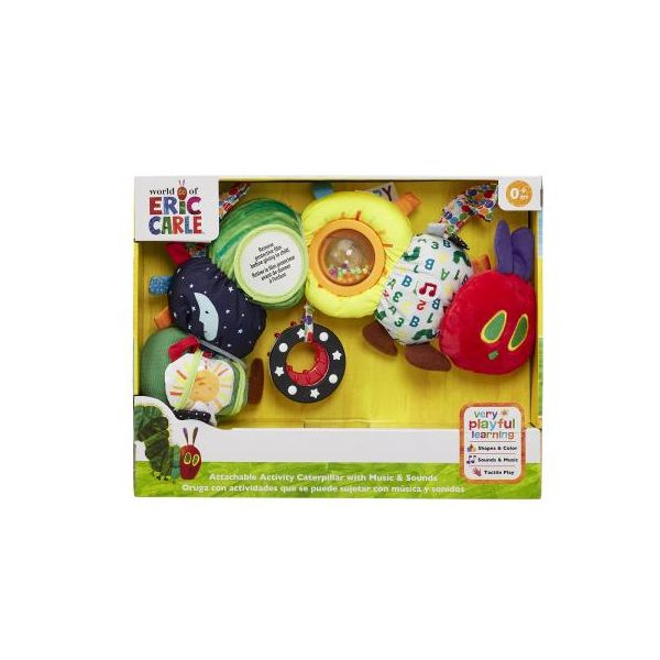 Very Hungry Caterpillar Large Attachable Activity Caterpillar